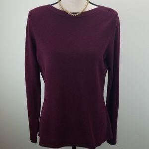 Peck & Peck Cashmere Sweater.